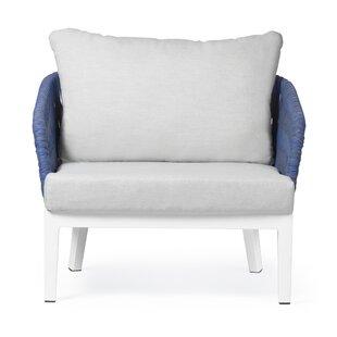 Seasonal Living Patio Chair with Cushions