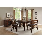 Dickens Counter Height Dining Table by Alcott Hill®