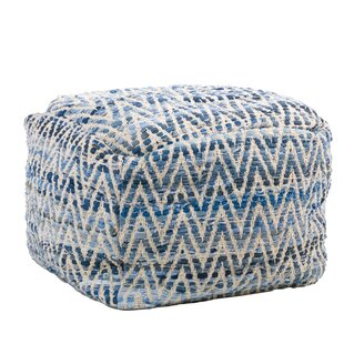 Talbert Outdoor Bag Pouf by Bungalow Rose