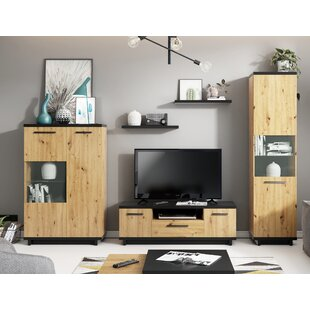 Metz Entertainment Unit For TVs Up To 55