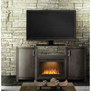 Whitney TV Stand for TVs up to 60 with Fireplace by Napoleon