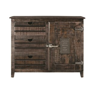 Daub 3 Drawer 1 Door Accent Cabinet by Laurel Foundry Modern Farmhouse