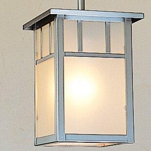Arroyo Craftsman Huntington 1-Light Outdoor Hanging Lantern