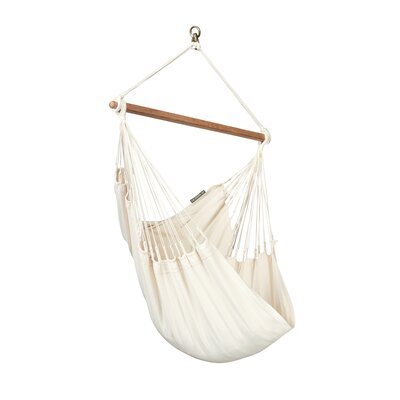 Modesta Basic Cotton Chair Hammock by LA SIESTA No Copoun