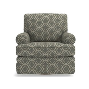 Roxie Swivel Armchair by L..