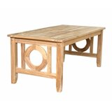 Dustin Solid Wood Coffee Table by Longshore Tides