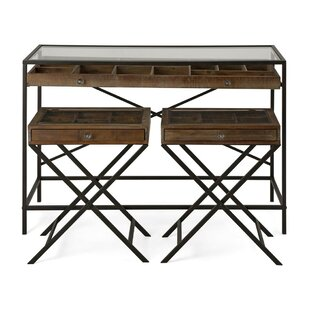 Carreno 3 Piece Coffee Table Set