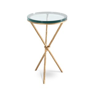 Alicia Round End Table