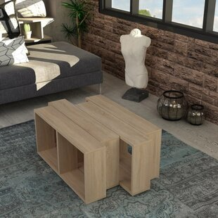 Galilea Modern Coffee Table by Wrought Studio Comparison