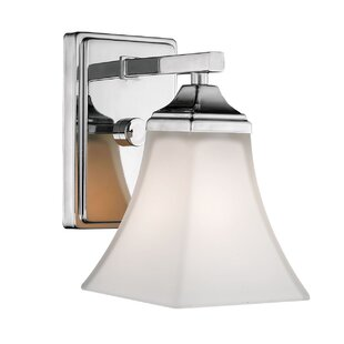 Dax 1-Light Bath Sconce By Winston Porter Wall Lights