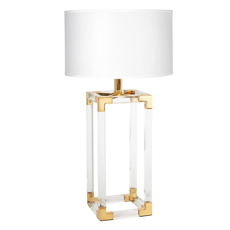 Jonathan Adler Jacques Column 30 Table Lamp Wayfair