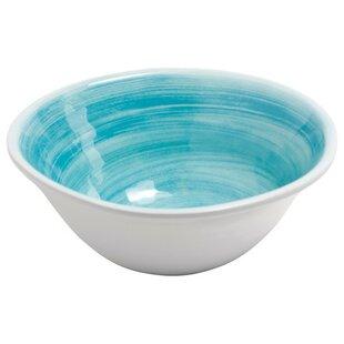 Starfish Melamine 16 oz. Soup/Cereal Bowl (Set of 6)