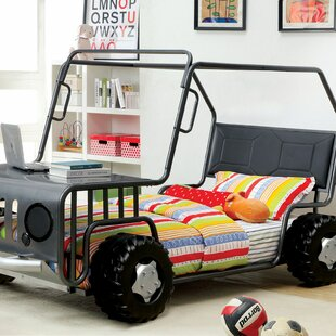 Best Price Bushey Twin Car Bed by Zoomie Kids Reviews (2019) & Buyer's Guide