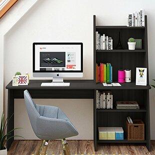 Latitude Run Koleby Desk with Shelf