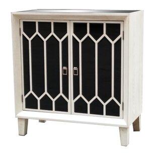 Check Prices Reinaldo 2 Door Accent Cabinet ByHouse of Hampton