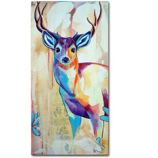 White Tail Deer Wayfair