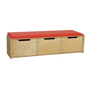 Wood Designs Wood Storage Bench