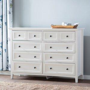 Allenville 8 Drawer Dresser