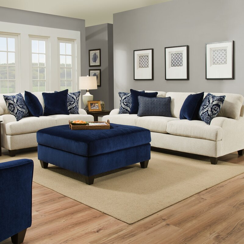 Delicieux Hattiesburg Configurable Living Room Set