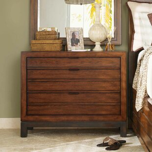 Ocean Club 3 Drawer Bachelor's Chest by Tommy Bahama Home