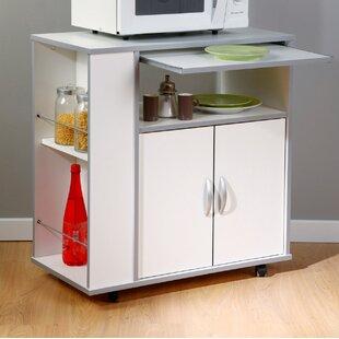 Mikel Microwave Sideboard by Ebern Designs