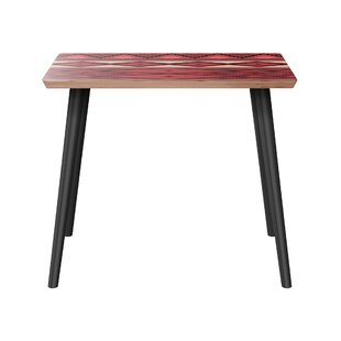Hoyer End Table By Bungalow Rose