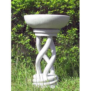 Gaetana Bird Bath By Sol 72 Outdoor