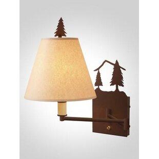 Steel Partners Timber Ridge Swing Arm Lamp