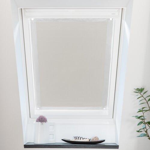 Dachfenster Sonnenschutz | Garten | Beige | Stoff | ClearAmbient