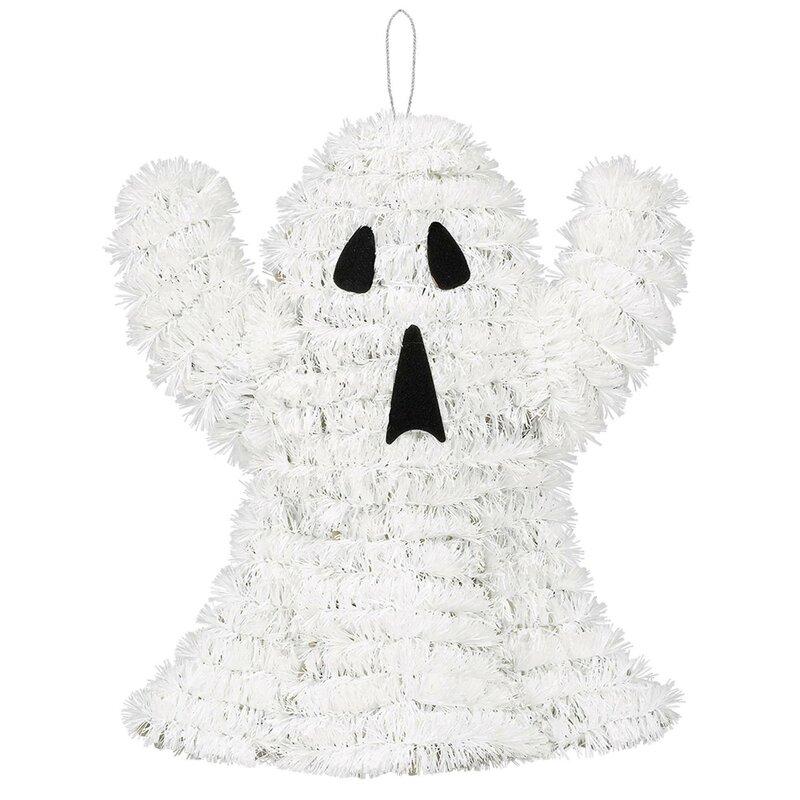 Amscan Halloween 3d Tinsel Ghost Decorations Wayfair