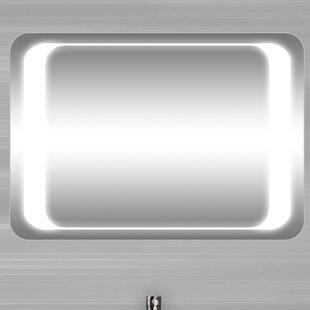 Affordable Aria LED Illuminated Bathroom/Vanity Mirror ByMTD Vanities
