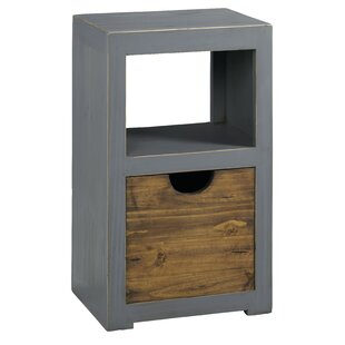 Marcellus Bunching Cube Unit Bookcase by August Grove Cheap