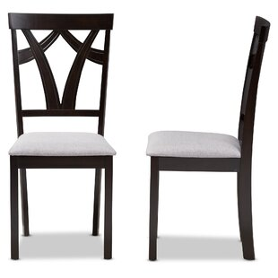 Feltner Solid Wood Dining Chair (Set of 2)