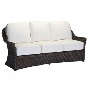 Sedona Patio Sofa with Cushions by Summer Classics