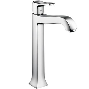 Hansgrohe Metris C Single Hole Standard Bathroom Faucet
