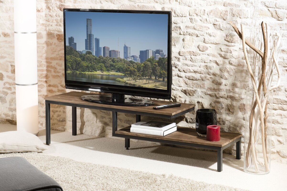 hokku designs tv st nder f r fernsehger te bis 60 bewertungen. Black Bedroom Furniture Sets. Home Design Ideas