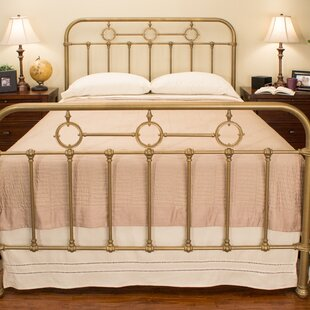 Benicia Foundry and Iron Works Barrington Panel Bed