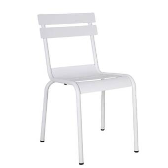 Excellent Winston Porter Orey Metal Stacking Patio Dining Chair Wayfair Gmtry Best Dining Table And Chair Ideas Images Gmtryco