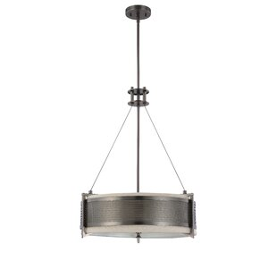 Brayden Studio Ferriera 4-Light Pendant