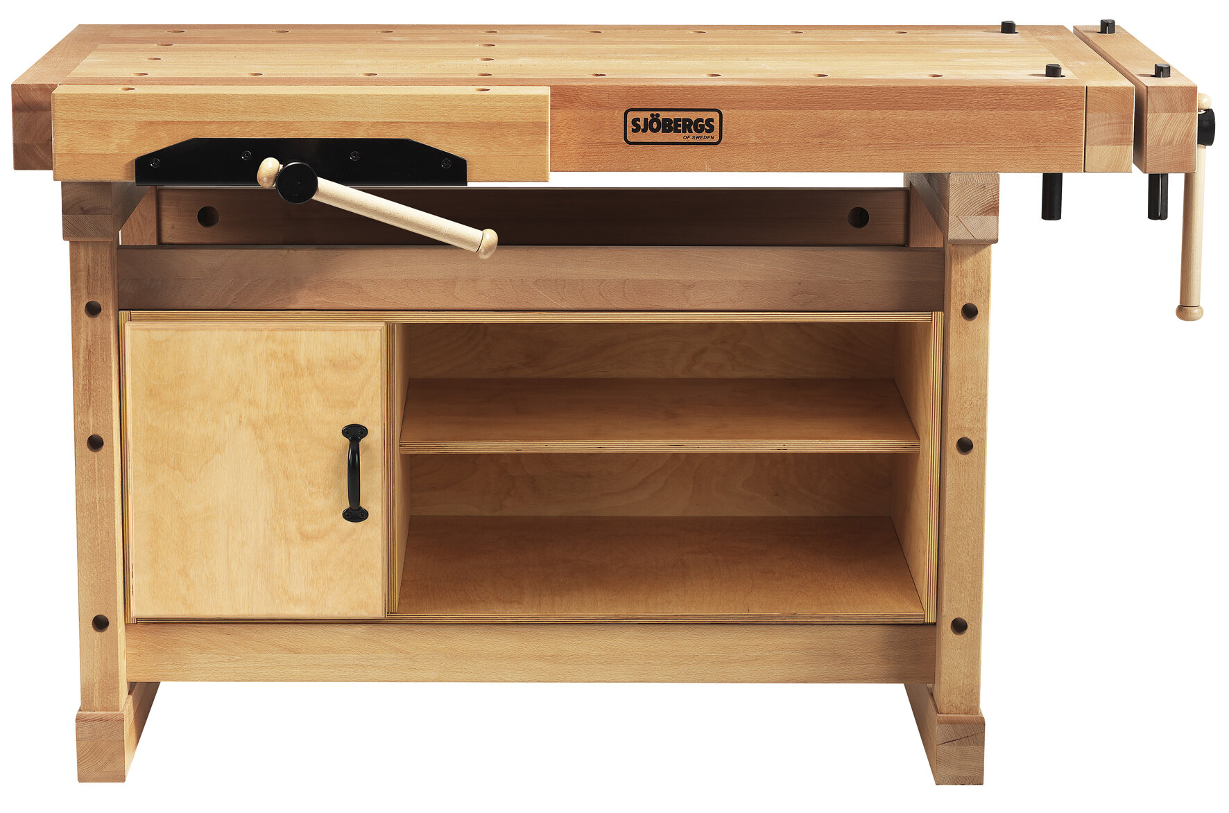 Phenomenal Elite 1500 59W Wood Top Workbench And Cabinet Combo Short Links Chair Design For Home Short Linksinfo