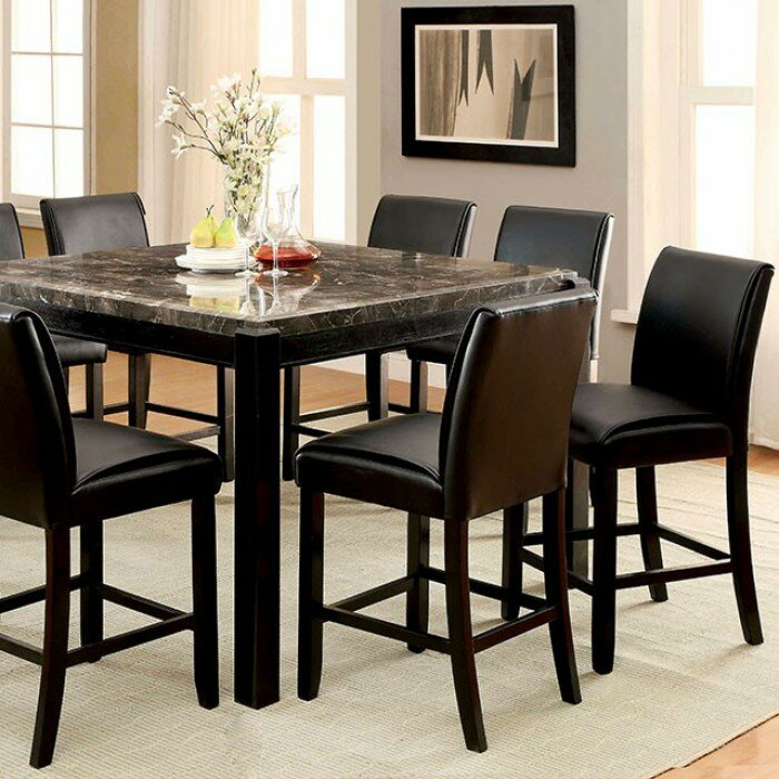 Marble Kitchen Dining Tables You Ll Love In 2019 Wayfair