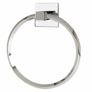 Where buy  Contemporary II Wall Mounted Towel Ring ByAlno Inc