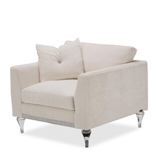 Michael Amini Glimmering Heights Armchair