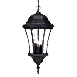 Francesca Lane 3-Light Outdoor Hanging Lantern
