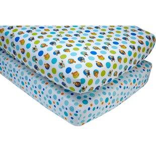 Finding Nemo Secure-Me Crib Bumper Liner (Set of 2) ByDisney