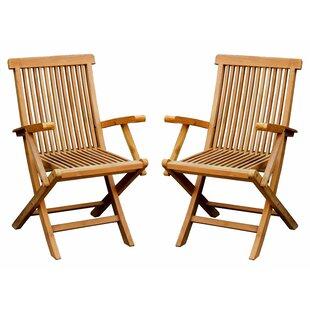 Hayne Garden Chair (Set Of 2) By Sol 72 Outdoor