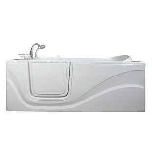 Ella Walk In Baths Lay Down Long Soaking Walk-In Tub