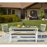 Chenery 5 Piece Indoor/Outdoor Dining Set with Cushions
