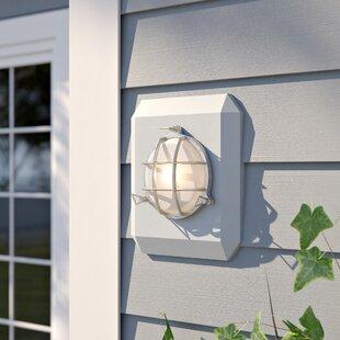 Tulane Outdoor Bulkhead Light Image