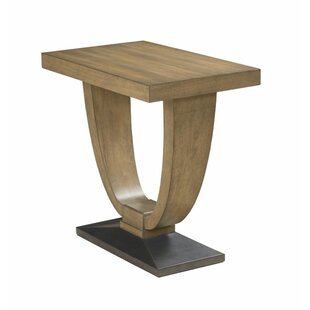Evoke End Table by Hammary